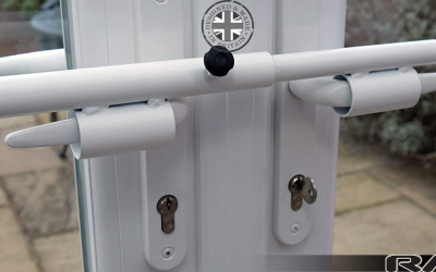 Patio Door Security Lock, Maximum Protection!